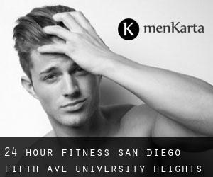 24 Hour Fitness, San Diego, Fifth Ave. University Heights