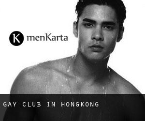 Gay Club in Hongkong