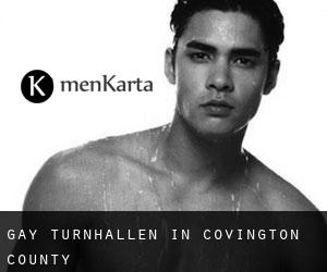 Gay Turnhallen in Covington County