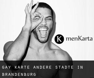 Gay Karte Andere Städte in Brandenburg