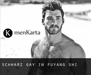 Schwarz gay in Fuyang Shi